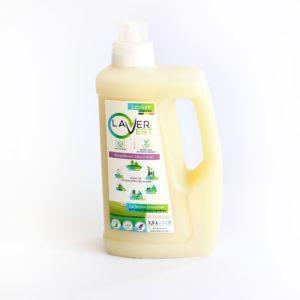 Lessive 100% naturelle Laver Vert