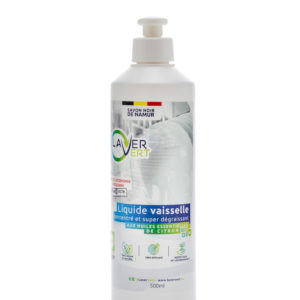 Liquide vaisselle Laver Vert 500ml