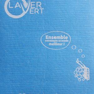 Lavette compostable LavetteVert